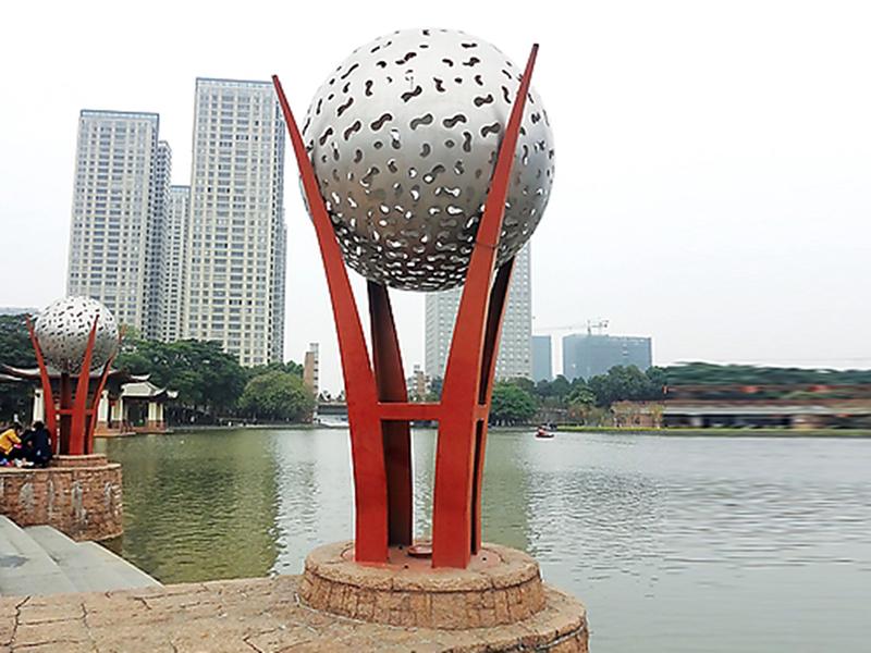 城市标志雕塑
